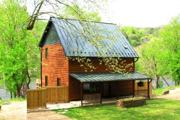 Asheville Vacation Cabin Rentals Riverside Escapes